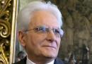 Il giuramento di Sergio Mattarella in diretta
