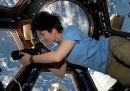 Samantha Cristoforetti e le sue foto spaziali