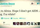 Rifarsi una vita dopo un tweet razzista