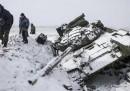 Una settimana complicata a Debaltseve