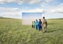 La Mongolia sta diventando un deserto