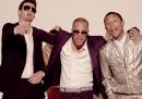 """Pharrell Williams e Robin Thicke sono stati condannati per il plagio di """"Blurred Lines"""""""