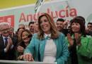 I Socialisti hanno vinto in Andalusia
