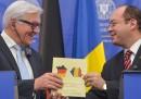 La Romania ha fatto un pasticcio con una mappa della Germania