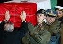 La morte di Nicola Calipari, 10 anni fa