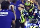 La gran vittoria di Valentino Rossi in Qatar