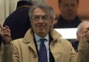 Moratti dice che non vuole ricomprare l'Inter