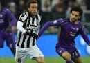 Fiorentina-Juventus, Tevez non gioca