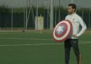 Il video promozionale degli Avengers con i giocatori della Juventus