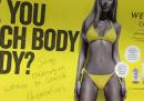 La criticata pubblicità inglese sulla