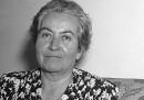 Gabriela Mistral, poeta e femminista