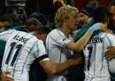 La Lazio ha battuto il Napoli ed è in finale di Coppa Italia