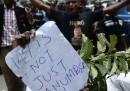 Le marce contro il terrorismo in Kenya