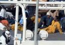 Le ricerche dei dispersi nel Canale di Sicilia