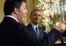 Le foto dell'incontro tra Renzi e Obama