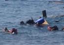 Il naufragio di migranti a Rodi – video
