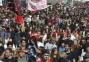 Lo sciopero contro il ddl
