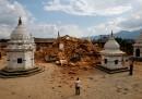 Il terremoto in Nepal in 30 foto