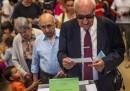 Il voto in Spagna