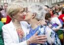 Lo studio scientifico ritirato sui matrimoni gay