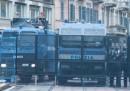 Roberto Saviano sul comportamento della polizia al corteo No Expo a Milano