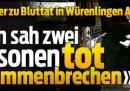La sparatoria in Svizzera