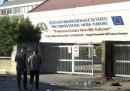 Le bombe davanti alla scuola di Brindisi