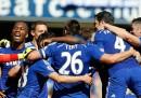 Il Chelsea ha vinto la Premier League