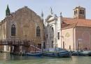 La moschea nella chiesa a Venezia