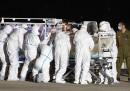 Come sta l'infermiere italiano malato di ebola