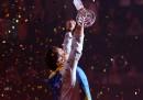 Eurovision, le foto della finale