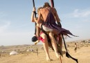 Le foto del Midburn, il Burning Man israeliano