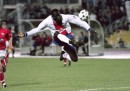 George Weah, il prototipo di Ronaldo