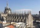 """La """"Highline Galleria"""", una passerella sul centro di Milano"""