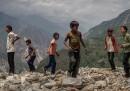 Le foto del Nepal un mese dopo il terremoto