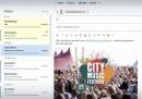 Com'è fatto il nuovo Outlook.com