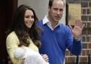 La Royal Baby è nata (è la bisnipote della regina)