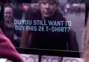 Vuoi una maglietta a due euro?