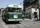 Lo sciopero dei mezzi pubblici ANM a Napoli di giovedì 18 giugno