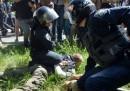 Gli scontri durante il Gay Pride a Kiev