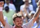 Stan Wawrinka ha vinto il Roland Garros