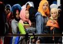 La distribuzione dei migranti in Italia