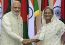 La frase sessista di Narendra Modi («nonostante sia una donna»)