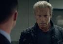Una scena da Terminator Genisys