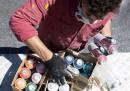 Le opere di street art a Milano per Expo