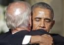 I funerali di Beau Biden, il figlio di Joe Biden