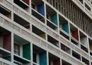 Com'è oggi la Cité radieuse di Le Corbusier