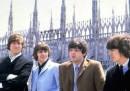 Le foto dei Beatles a Milano nel 1965
