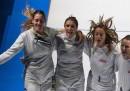 L'Italia ha vinto due medaglie d'oro ai Mondiali di fioretto a squadre