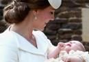Il battesimo della principessa Charlotte